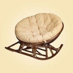 Кресло из ротанга Мир ротанга Модель 23-01D