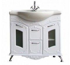 Мебель для ванной комнаты Атолл Тумба Мастер lucido