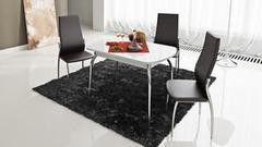 Обеденный стол Обеденный стол ТриЯ Милан раздвижной со стеклом