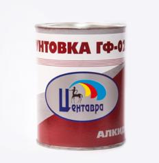 Грунтовка Грунтовка Centavra ГФ-021 Ц красно-коричневая (1кг)