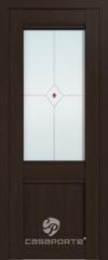 Межкомнатная дверь Межкомнатная дверь CASAPORTE МИЛАН 12 ДО