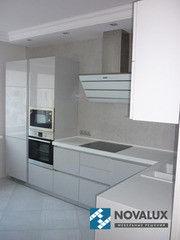 Кухня Кухня Novalux Пример 183