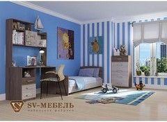 Детская комната Детская комната SV-Мебель Город-3