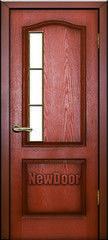 Межкомнатная дверь Межкомнатная дверь Newdoor МДФ тонированная 13