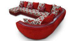 Диван Французские раскладушки Лама-мебель Фламинго-2