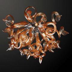 Настенно-потолочный светильник LightStar Medusa 890653