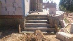 Лестница из бетона ЭФАЛ-СтройБел Вариант 48