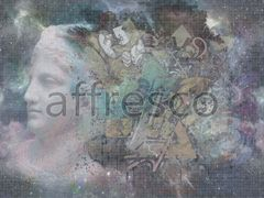 Обои Affresco New Art арт. RE167-COL3