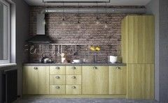 Кухня Кухня Драўляная майстэрня Из массива дуба 1