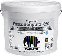 Штукатурка Штукатурка Caparol Capatect-Fassadenputz K20