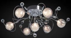 Светильник Светильник Максисвет Геометрия 1-1108-7-CR G4