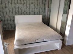 Кровать Кровать Egger Из массива сосны