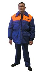 Спецодежда ИУ №5 Куртка мужская утепленная