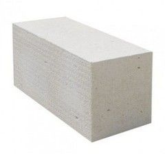Блок строительный КрасносельскСтройматериалы из ячеистого бетона 625x100x250 D500-B2,5-F35-3