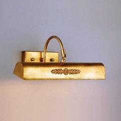 Настенный светильник L'arte Luce Gallery L30472.89