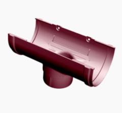 Водосточная система Docke Standard Воронка (гранат)