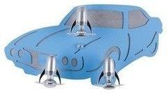Детский светильник Nowodvorski Auto III blue 4058