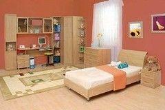Детская комната Детская комната Лером Мелисса дет