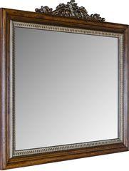 Зеркало Пинскдрев Альба 13к П524.13к (палисандр с золочением)