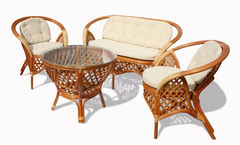 Комплект мебели из ротанга  Комплект из ротанга Melang 1305
