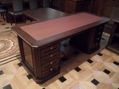 Стол офисный Древоград Пример 39
