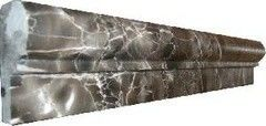 Плитка из камня A&B Stone Бордюр China Grey 30.5x5 HM305-SR1-014