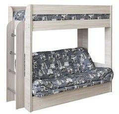 Двухъярусная кровать Элегия 2090x860x1730 Новая