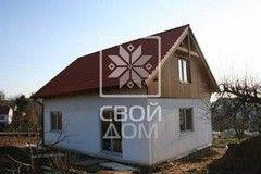 Каркасный дом Каркасный дом Свой Дом Пример 35
