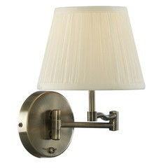 Настенный светильник Arte Lamp California A2872AP-1AB