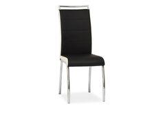 Кухонный стул Signal H-442 (черный/белый)