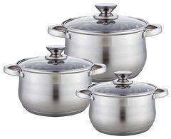 Наборы посуды Webber BE-614/6 6 пр.