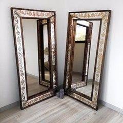 Зеркало Valtera напольное в рамке