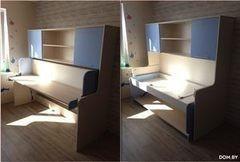 Детская комната Детская комната Mebelin Пример 19