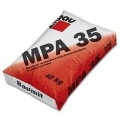 Штукатурка Штукатурка Baumit MPA 35
