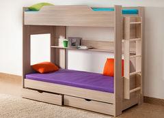 Двухъярусная кровать Боровичи-мебель Кровать двухъярусная