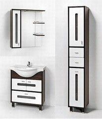 Мебель для ванной комнаты Акваль Бали 75