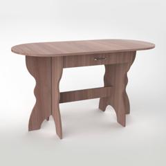 Обеденный стол Обеденный стол Лида Stan Овальный с шуфлядой