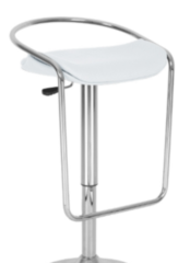 Барный стул Барный стул Nowy Styl Campari Hoker Chrome (V-1)