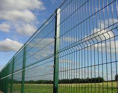 Забор ТЕХНА Сварное ограждение 3D