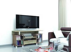 Подставка под телевизор Тэкс ТВ 003 К2 (Ясень Шимо/Дуб Сонома)