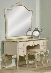 Туалетный столик Avanti Бланш с зеркалом