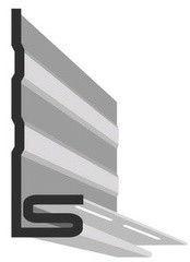 Сайдинг Сайдинг Vox S-19 Планка фаска (белая)