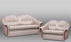 Набор мягкой мебели Набор мягкой мебели Андрия Лотос