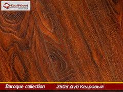 Ламинат Ламинат RedWood Baroque 2503 Дуб Кедровый