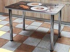 Обеденный стол Обеденный стол Кортекс-Мебель Беседа 65х110
