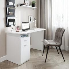 Письменный стол DOMUS SP007 снежно-белый