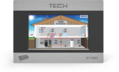 Терморегулятор Терморегулятор Tech ST-280 RS