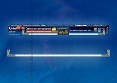 Настенный светильник Uniel ULM-F31-9W/NW IP20 SILVER картон