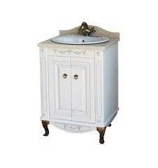 Мебель для ванной комнаты Атолл Тумба Полини 65 dorato