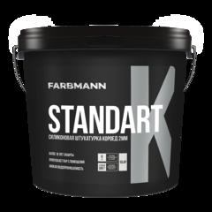 Штукатурка Штукатурка Farbmann Standart K, 25 кг